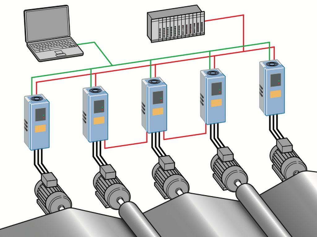 Circuito Variador De Frecuencia : Circuitos electricos con variadores de frecuencia